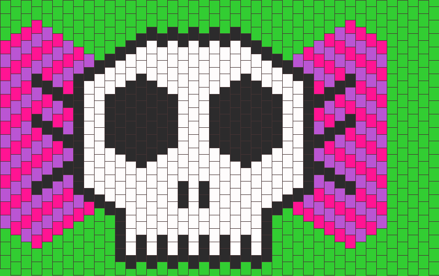 Skull Candy Bow