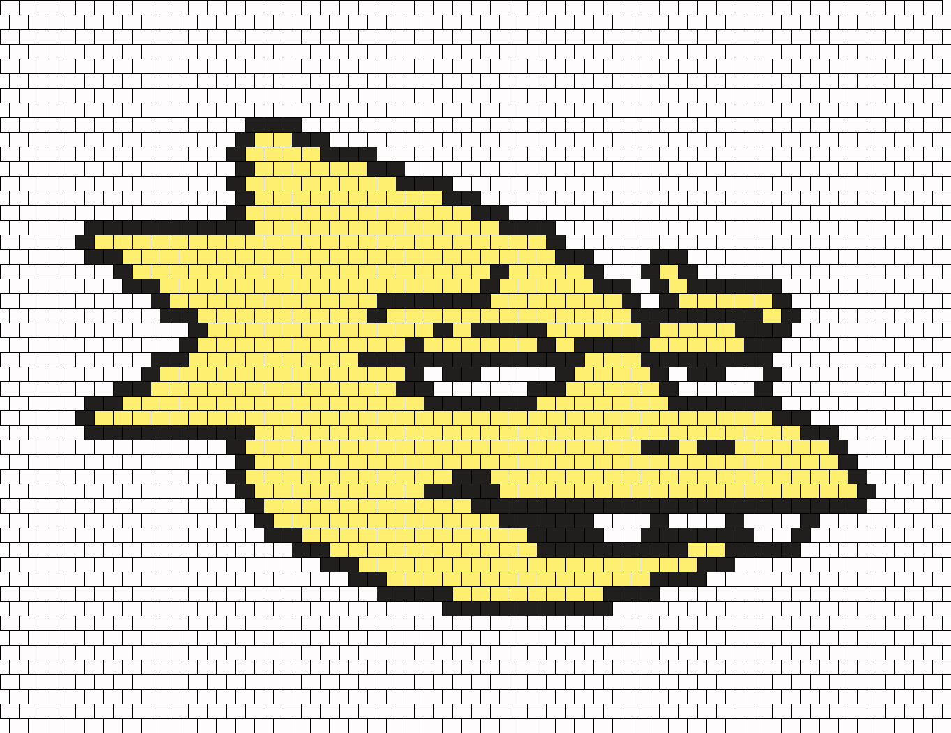 Alternate_Color_Alphys_Face_Sprite
