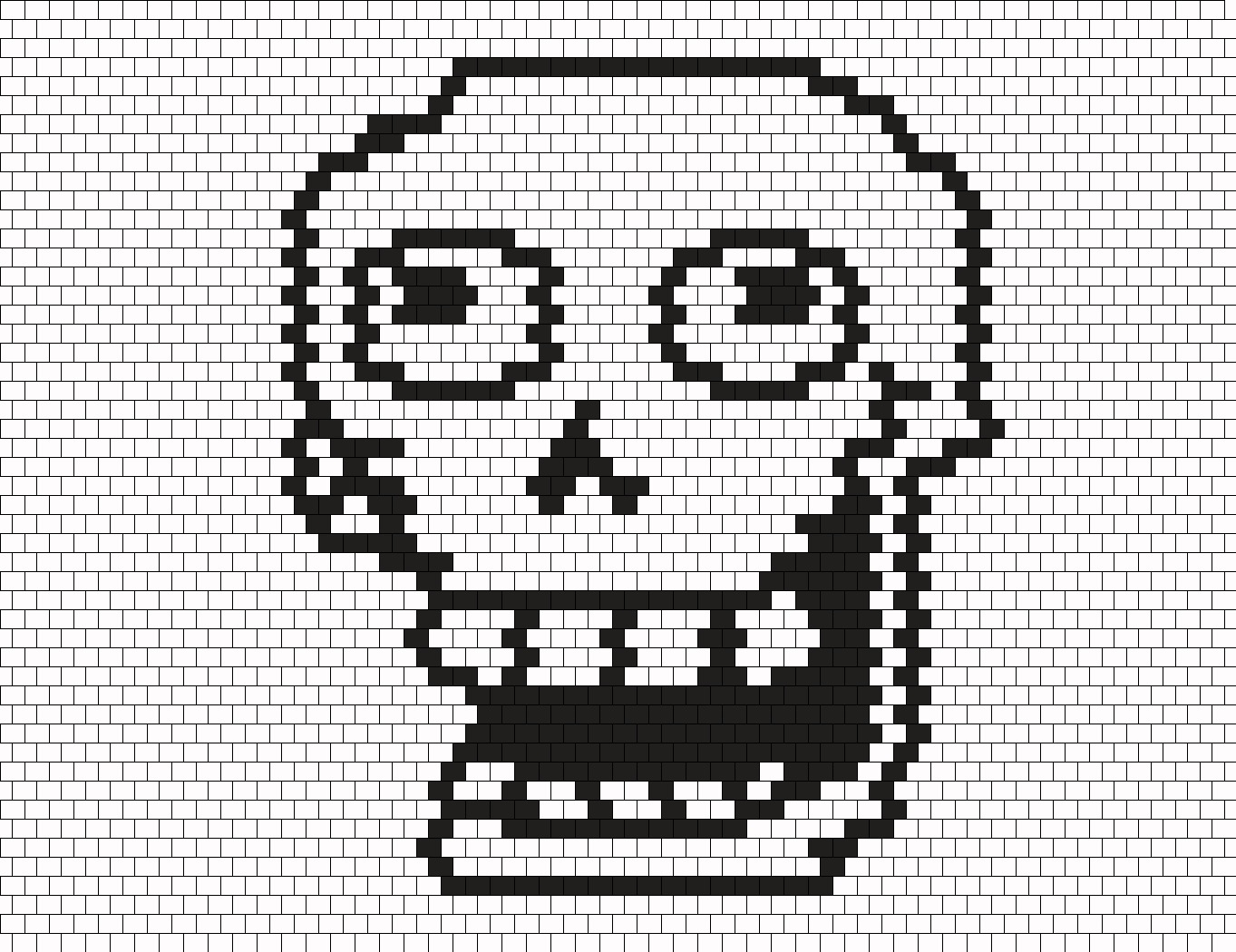 Goofy Papyrus Face Sprite
