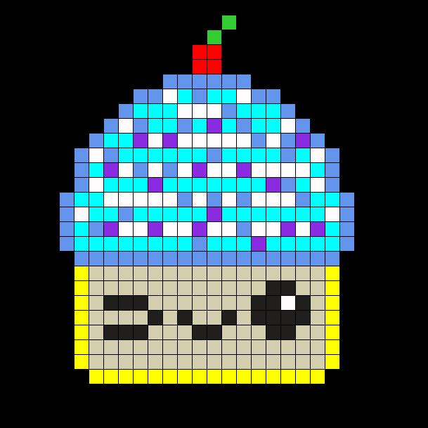 Shopkin Cupcake