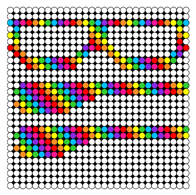 3D_Rainbow_Perler_Glasses