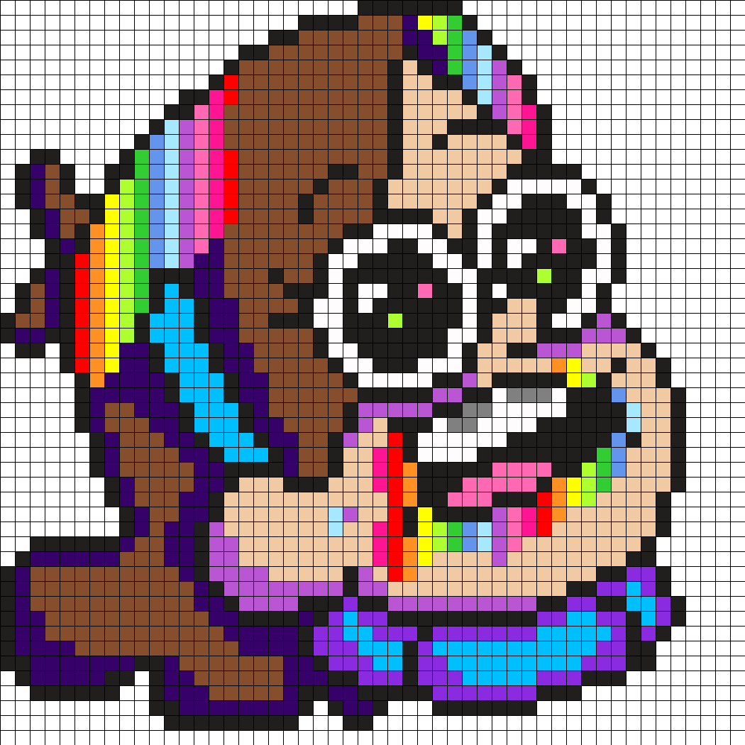 Mabel Pines On Smile Dip