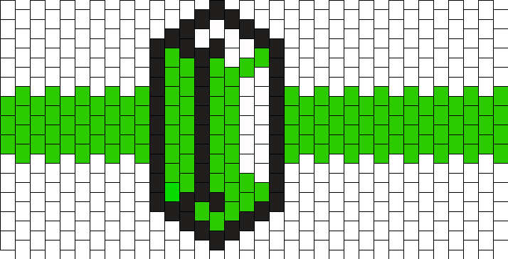 LOZ Green Rupee