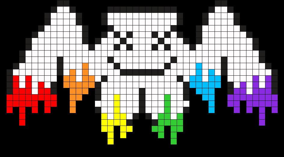 Rainbow Marshmello