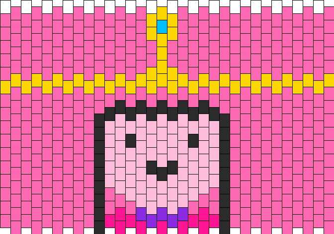 Princess_Bubblegum_Cuff