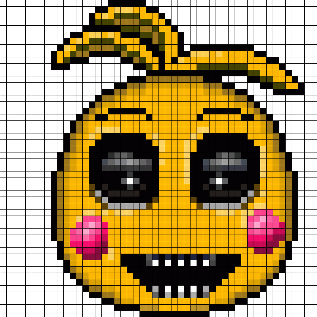 Toy Chica At Night