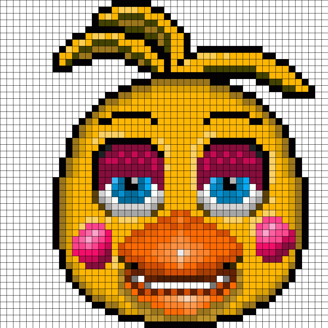 Toy Chica In Daytime
