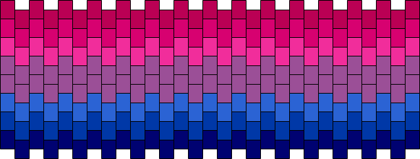 variant bisexual flag