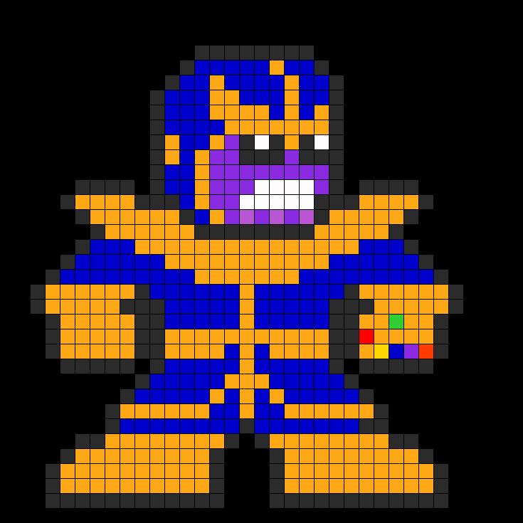 Ninja Star Template Kandi Patterns - View ...