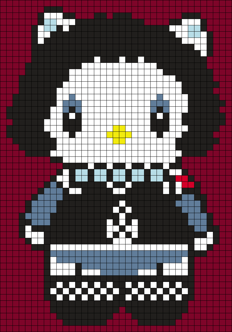 Dr_Frank_N_Furter_from_The_Rocky_Horror_Picture_Show_Hello_Kitty_Sq