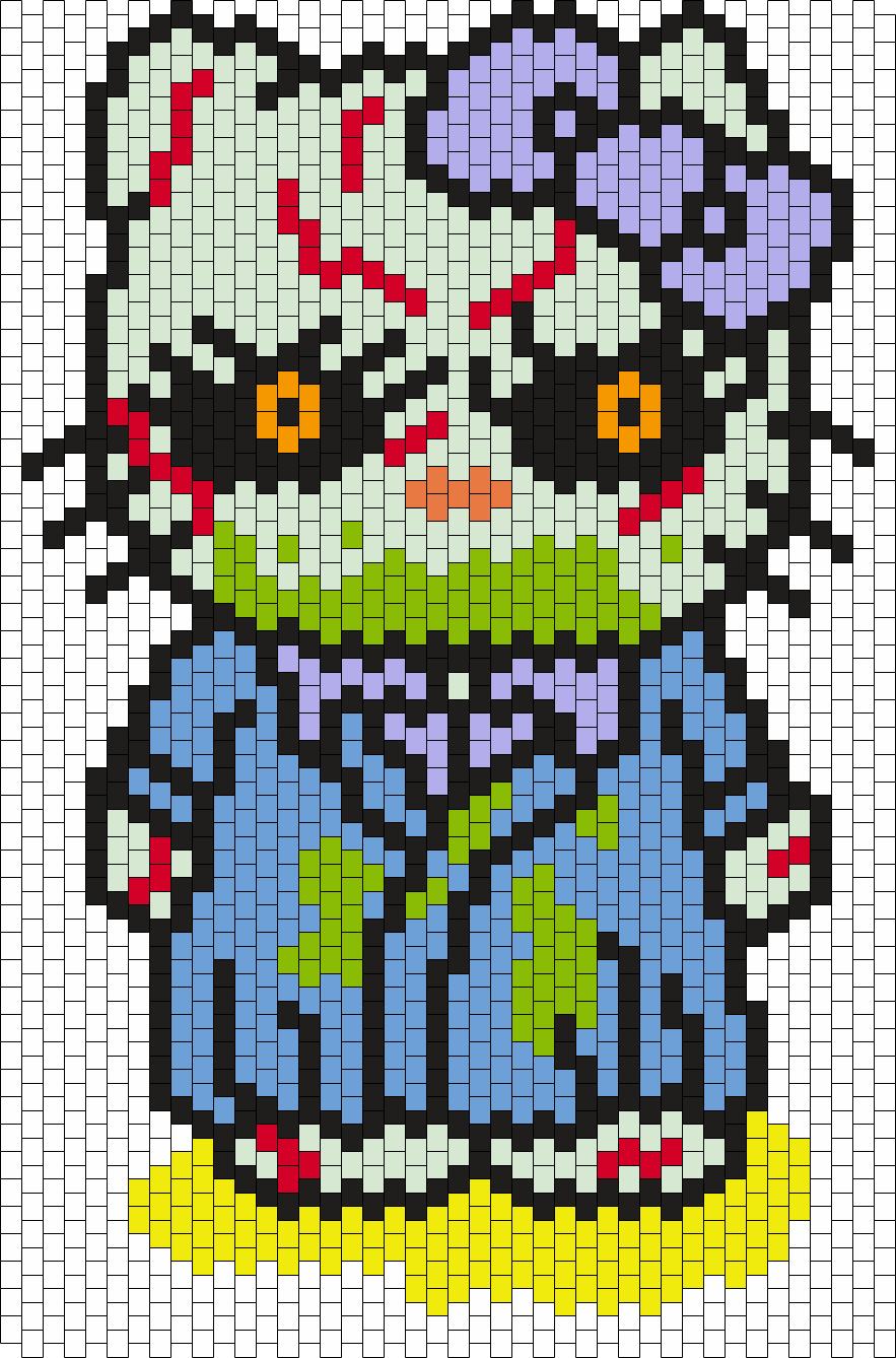 Regan_(from_the_Exorcist)_Hello_Kitty
