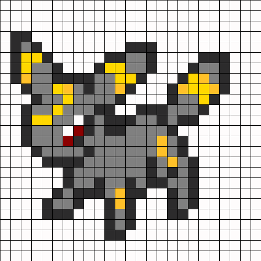 8bit_Umbreon