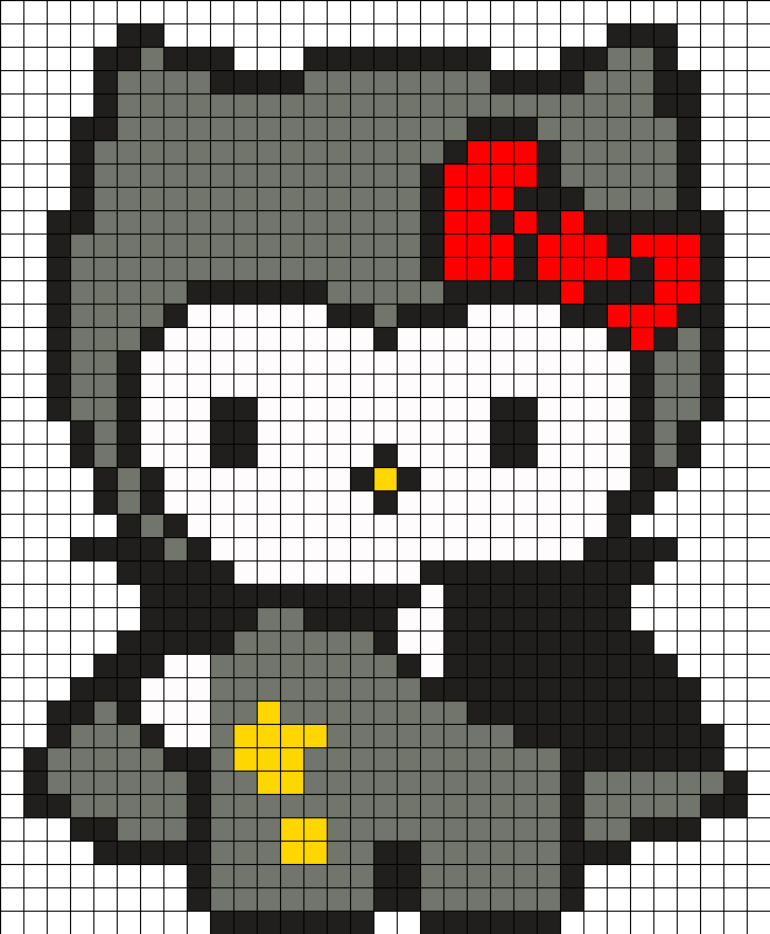 Hello Kitty Vampire