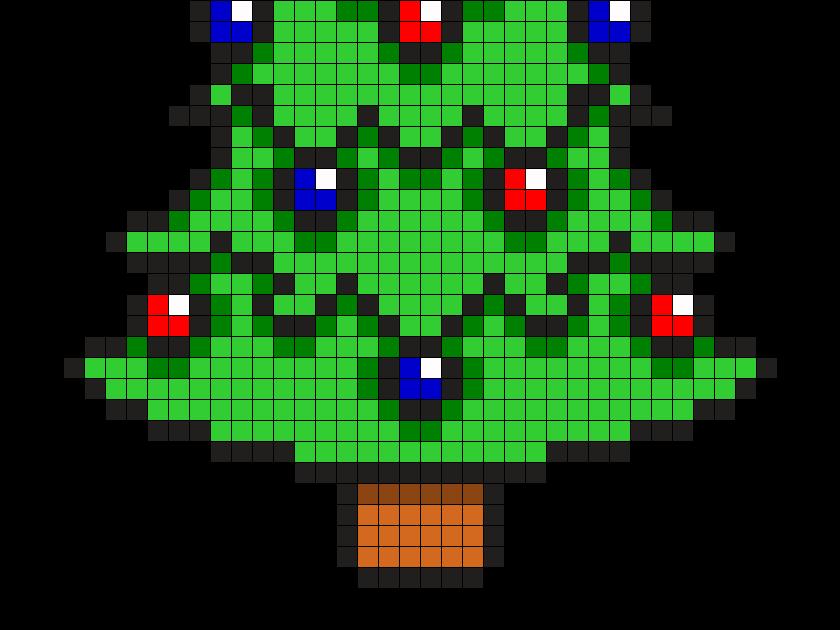 Mario Christmas Tree Part 2