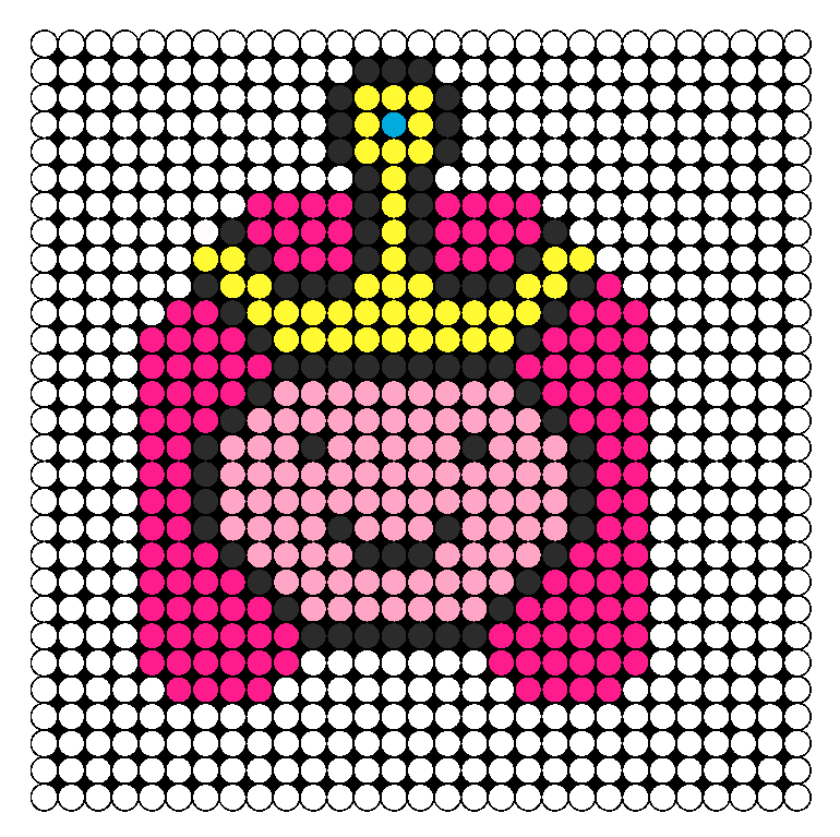 princess_bubblegum_PERLER_