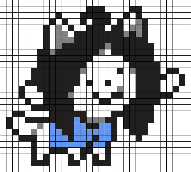 Asriel Pixel Art Grid Related Keywords Suggestions Asriel Pixel