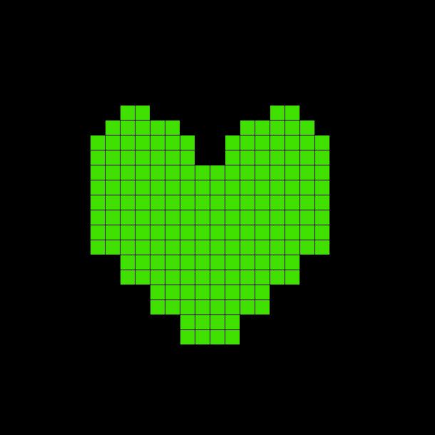 Undertale Green Soul