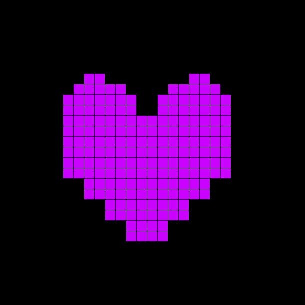 Undertale Purple Soul