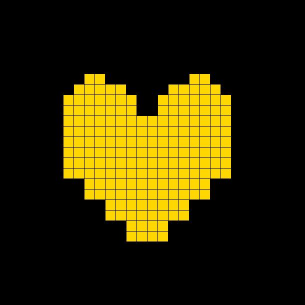 Undertale Yellow Soul